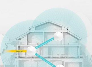 Hệ thông wifi mesh cho căn nhà thông minh