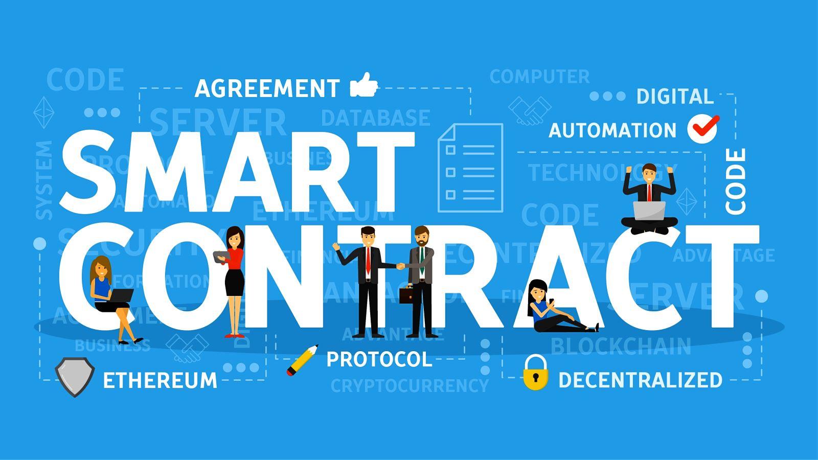Smart contracts có rất nhiều ứng dụng tuyệt vời