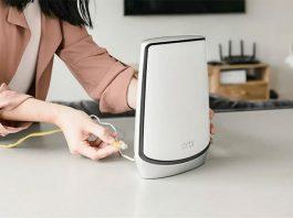 hình ảnh về mesh wifi nhỏ gọn cho nhà thông minh